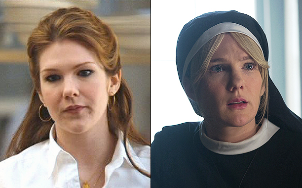 Lily Rabe (Aileen Wuornos)