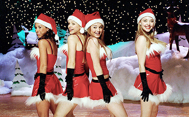 Christmas Dance, Mean Girls (2004)