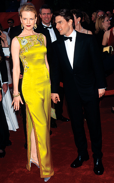 Nicole Kidman in Christian Dior by John Galliano, 1997 Academy Awards