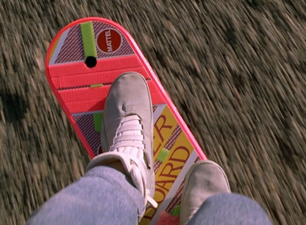 HAPPENING: Hoverboards
