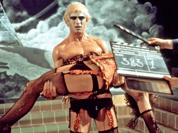 Peter Hinwood (Rocky Horror)