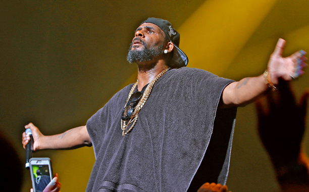 R. Kelly, The Buffet, Sept. 25