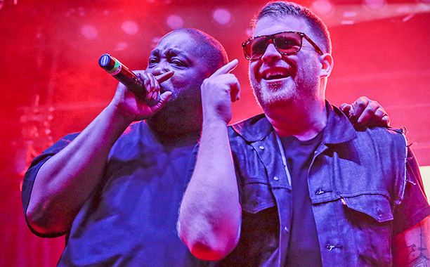 Run the Jewels, Meow the Jewels, Sept. 25