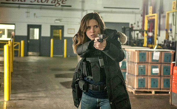 Erin Lindsay had a tough childhood growing up, so she learned to handle herself at a young age. Add in her training to become one…