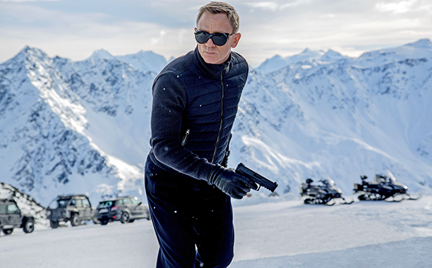 Daniel Craig, James Bond Movies