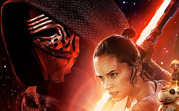 Star Wars The Force Awakens Poster What It Reveals And What It Hides Ew Com