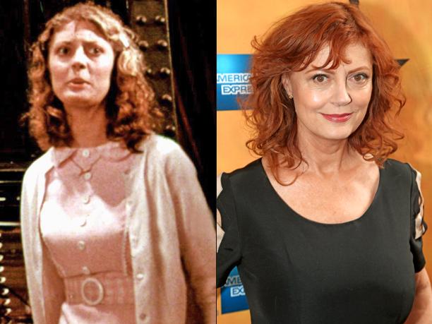 Susan Sarandon (Janet Weiss)