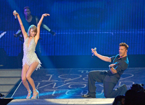 "Ricky Martin, ""Livin La Vida Loca"""