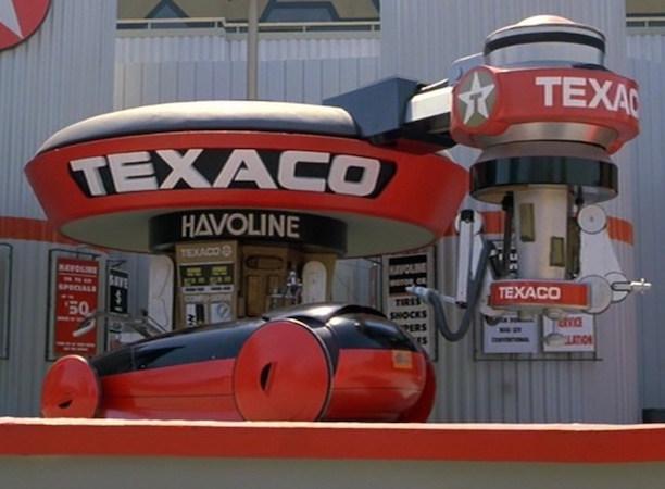 DIDN'T HAPPEN: Robotic gas stations