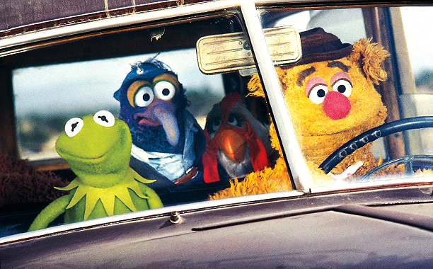 'The Muppet Movie' (1979), G, 95 mins., directed by James Frawley, starring the Muppets, Charles Durning
