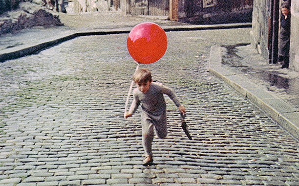The Red Balloon (1956) Unrated, 34 mins., directed by Albert Lamorisse, starring Pascal Lamorisse
