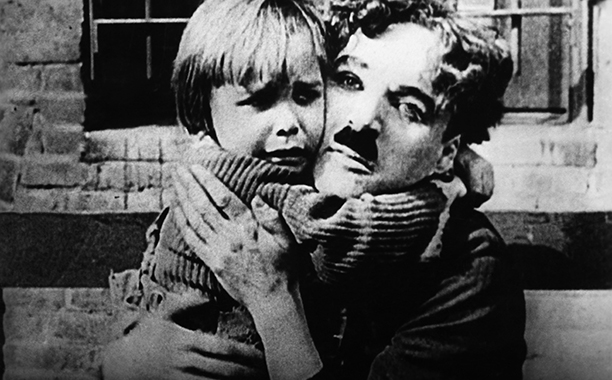 The Kid (1921) Unrated, 68 mins., directed by Charlie Chaplin, starring Charlie Chaplin, Jackie Coogan