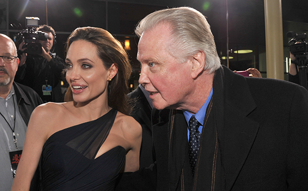 Angelina Jolie, Jon Voight
