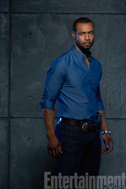 Luke Garroway (Isaiah Mustafa)