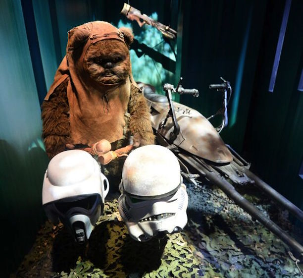 Ewok: Star Wars: Episode VI Return of the Jedi