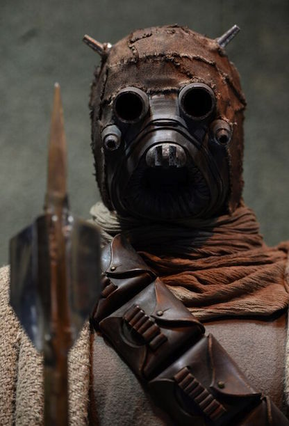 Tusken Raider, Male: Star Wars: Episode II Attack of the Clones