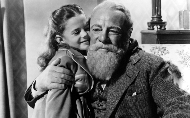Miracle on 34th Street (1947) Unrated, 96 mins., directed by George Seaton, starring Maureen O'Hara, Natalie Wood, Edmund Gwenn, John Payne