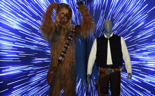 Han Solo, Chewbacca: Star Wars: Episode VI Return of the Jedi