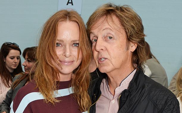 Stella McCartney, Paul McCartney