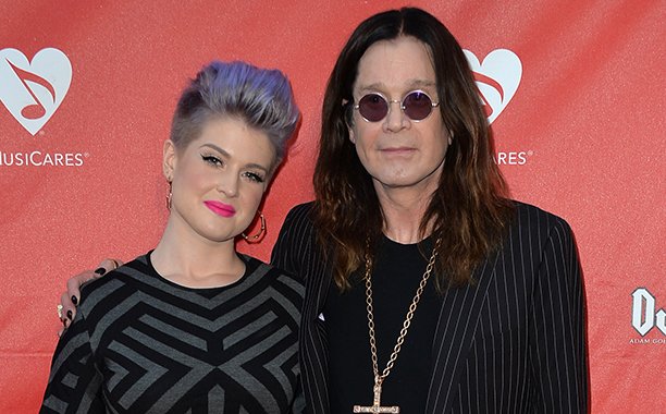 Kelly Osbourne, Ozzy Osbourne
