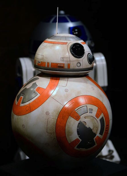 BB-8: The Force Awakens