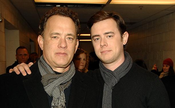 Tom Hanks, Colin Hanks