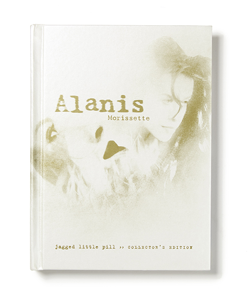 Alanis Morissette Jagged Little Pill Collector's Edition
