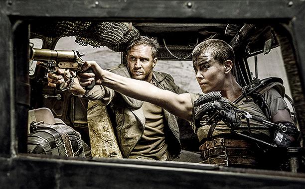 16. Mad Max: Fury Road (2015)