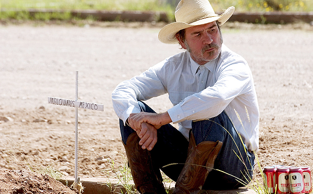9. The Three Burials of Melquiades Estrada (2005)