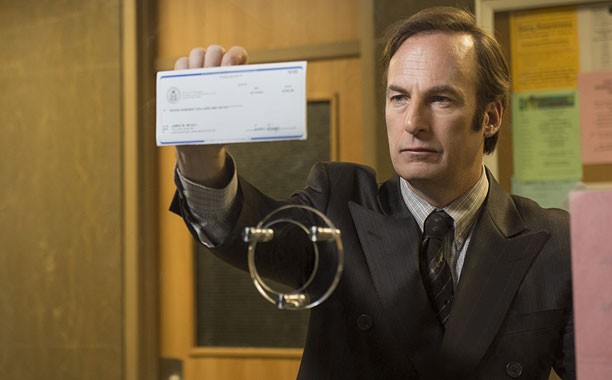 4. Better Call Saul (AMC)