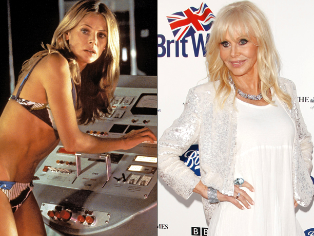 Britt Ekland (Mary Goodnight, The Man with the Golden Gun)