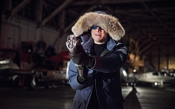 Wentworth Miller as Captain Cold, The Flash