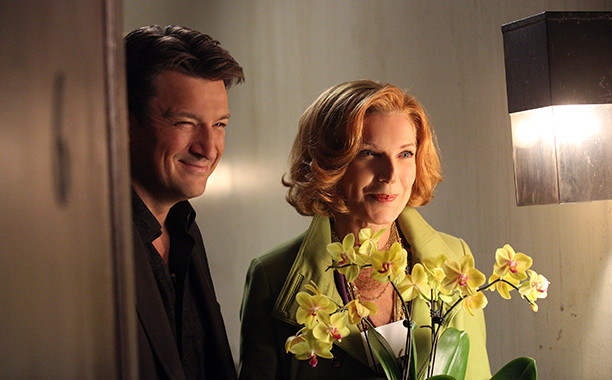 Susan Sullivan as Martha Rodgers, Castle