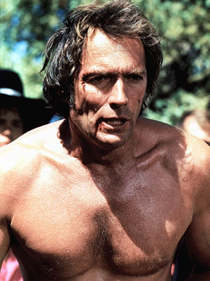 Clint Eastwood, Any Which Way You Can | Clint Eastwood ( Every Which Way But Loose , 1978) Technically, Philo Beddoe isn't a boxer; he's a bare-knuckle fighter. And Eastwood, who boxed a…