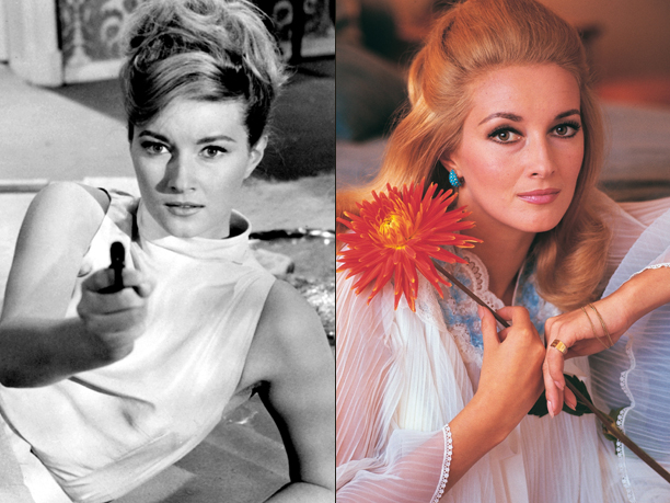 Daniela Bianchi (Tatiana Romanova, From Russia with Love)