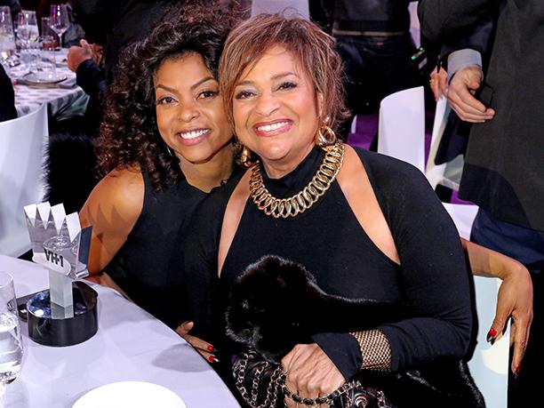 Taraji P. Henson and Debbie Allen