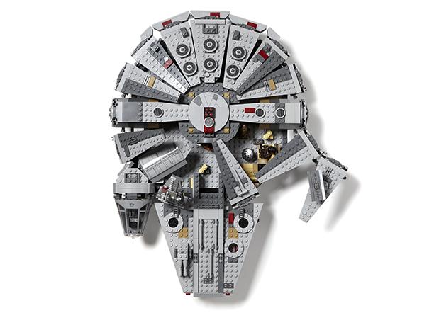 LEGO's Millennium Falcon