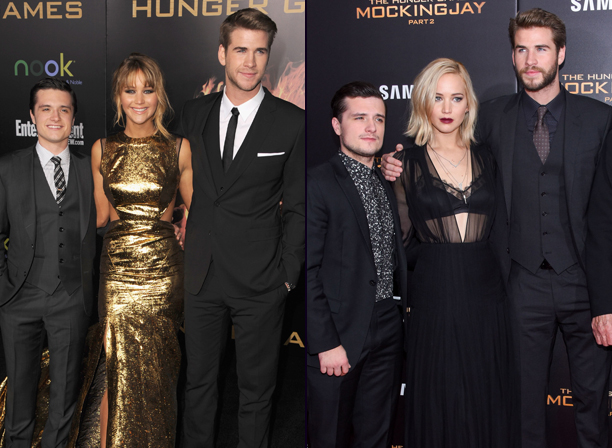 The Stars of 'The Hunger Games'