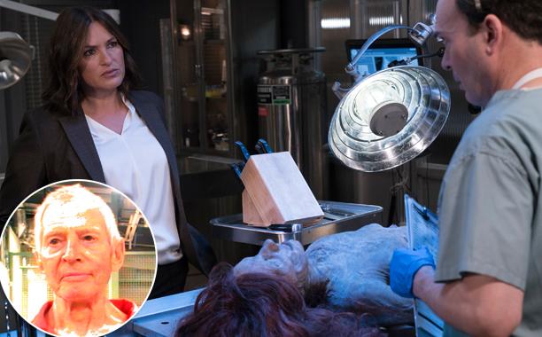 "SVU Season 17, Episode 1 ""Devil's Dissections"" (Sept. 23, 2015) Inspired by: Robert Durst's murder allegations"
