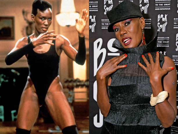 Grace Jones (May Day, A View to a Kill)