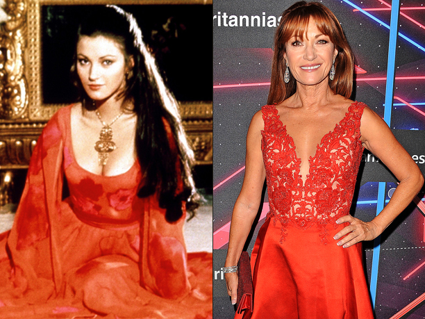 Jane Seymour (Solitaire, Live and Let Die)