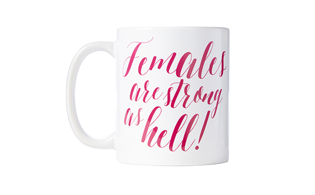Unbreakable Kimmy Schmidt mug