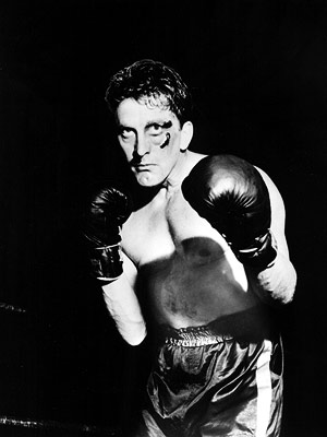 Kirk Douglas | Kirk Douglas ( Champion , 1949) Douglas plays Midge Kelly, a young go-getter full of moxie, but he's really just playing Kirk Douglas. He moves…