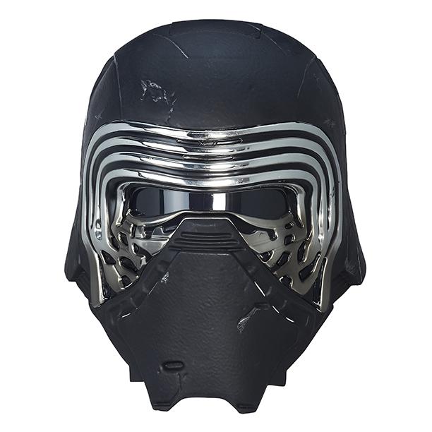 Kylo Ren Electronic Voice Changer Helmet
