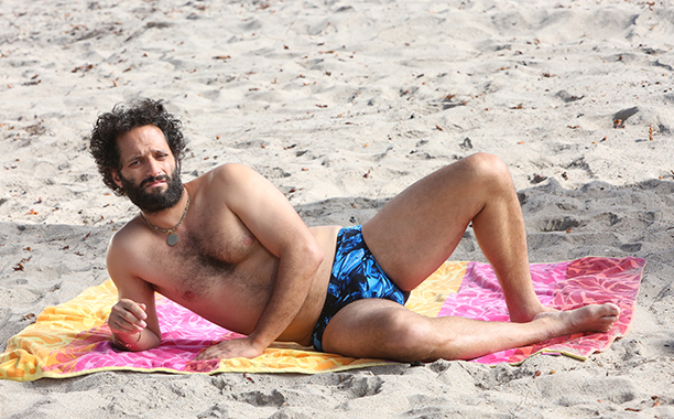 Jason Mantzoukas as Rafi, 'The League'