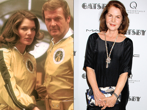 Lois Chiles (Holly Goodhead, Moonraker)