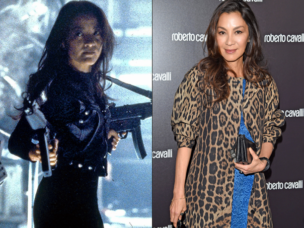 Michelle Yeoh (Wai Lin, Tomorrow Never Dies)