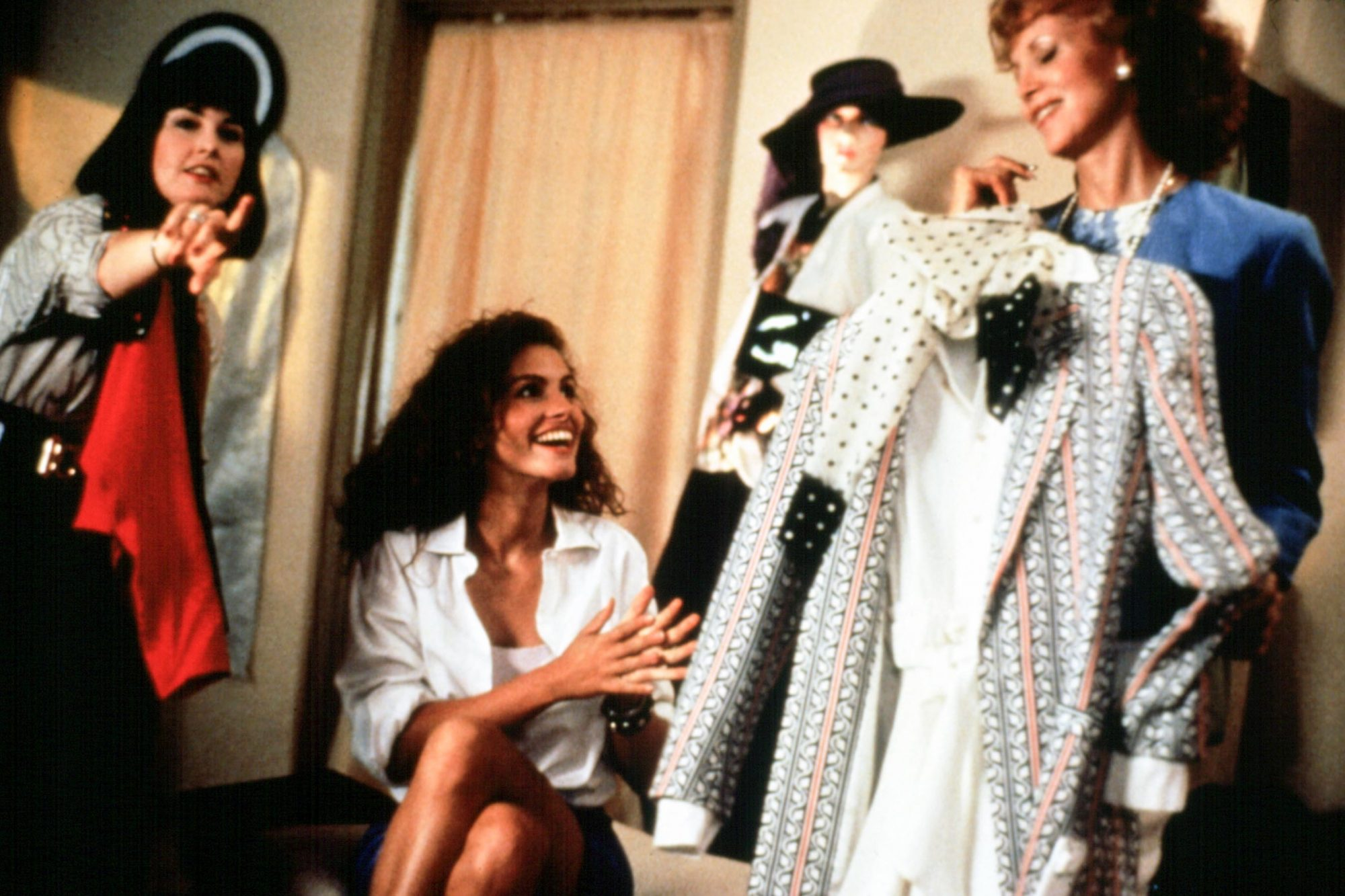 PRETTY WOMAN, Julia Roberts, 1990