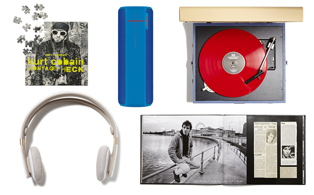 What to Get The Music Fan in Your Life