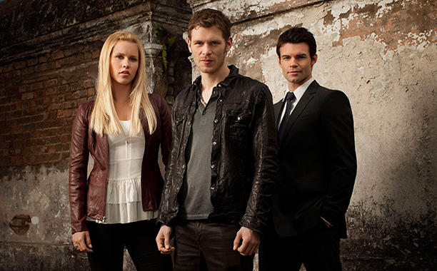 The Mikaelsons (The Originals)